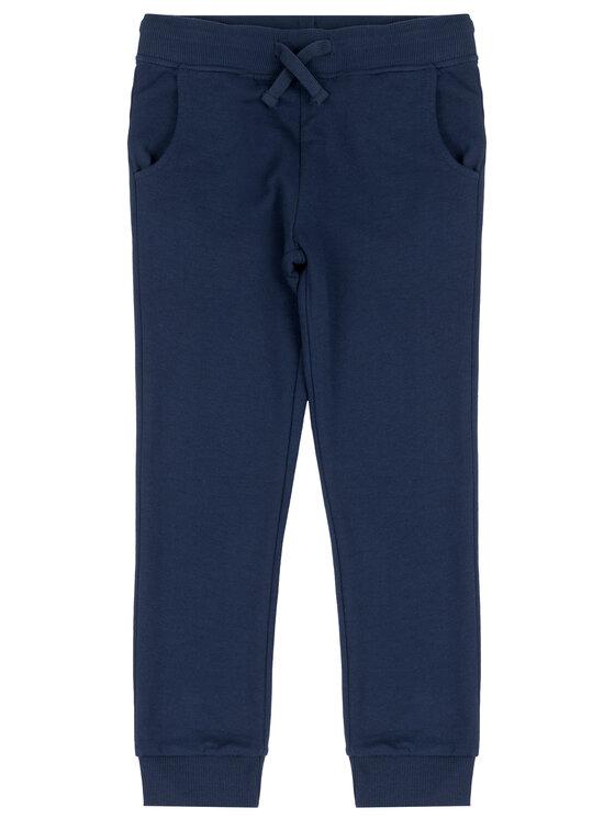 Guess Guess Παντελόνι φόρμας Core L93Q24 K5WK0 Σκούρο μπλε Regular Fit