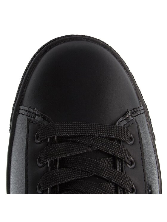 Versace Jeans Versace Jeans Laisvalaikio batai E0YSBSF5 Juoda
