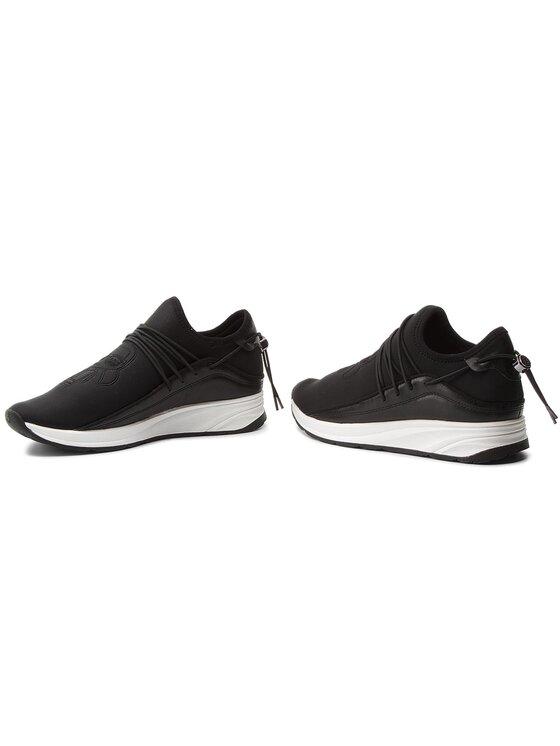 KARL LAGERFELD KARL LAGERFELD Sneakersy KL51146 Černá