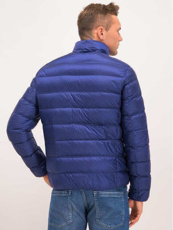 Blauer Blauer Doudoune Harvey Solid 19WBLUC03031 004938 Bleu marine Regular Fit