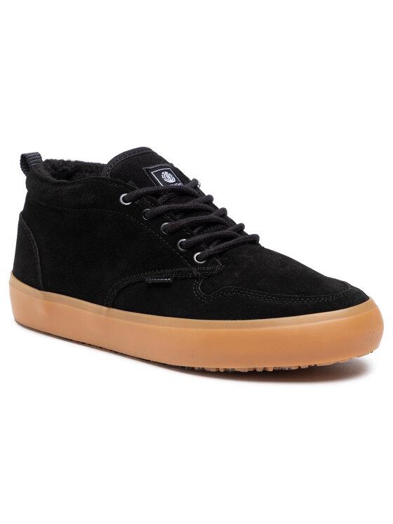 Element Laisvalaikio batai Preston 2 U6PT21-01A-4298 Juoda