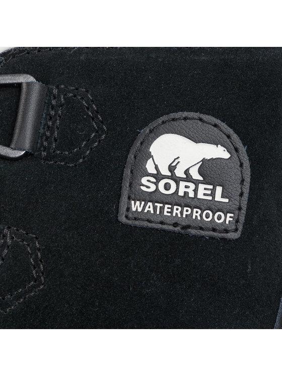 Sorel Sorel Sněhule Torino II NL3488 Černá