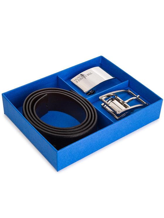 Trussardi Jeans Trussardi Jeans Curea pentru Bărbați Business Affair Kit 71L00079 Negru