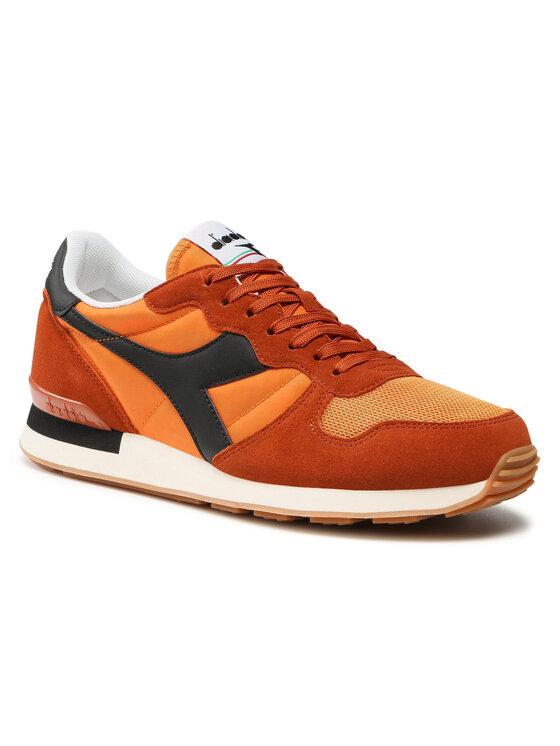 Diadora Laisvalaikio batai Camaro 501.159886 01 C9173 Oranžinė