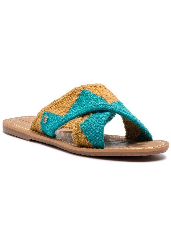 Pepe Jeans Pepe Jeans Nazouváky Malibu Ethnic PLS90411 Modrá