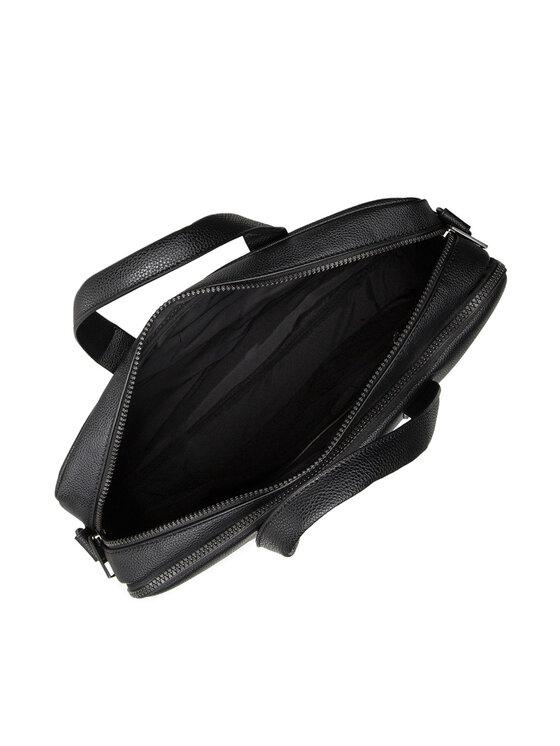 Calvin Klein Calvin Klein Torba na laptopa 2G Laptop Bag K50K506310 Czarny