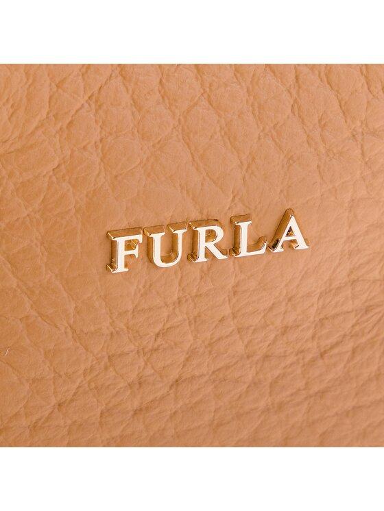 Furla Furla Torebka Capriccio 992749 B BUI1 QUB Brązowy