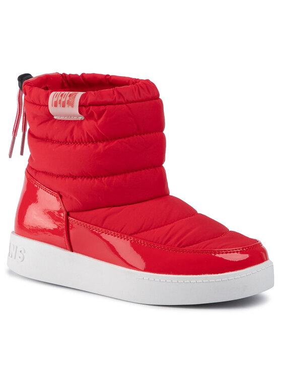 Pepe Jeans Aulinukai Brixton Girl Nylon PGS50149 Raudona