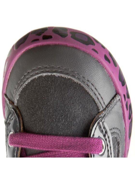 Geox Geox Kotníková obuv B Kiwi G.B B54D5B 02243 C9325 Šedá