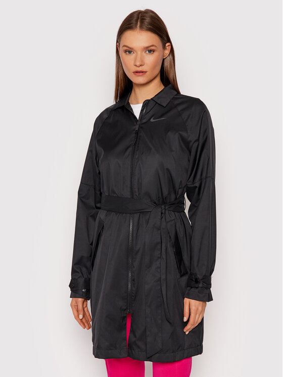 Nike Nike Преходно яке Sportswear Windrunner CZ8974 Черен Loose Fit