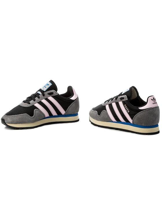adidas adidas Παπούτσια Haven W BY9572 Μαύρο
