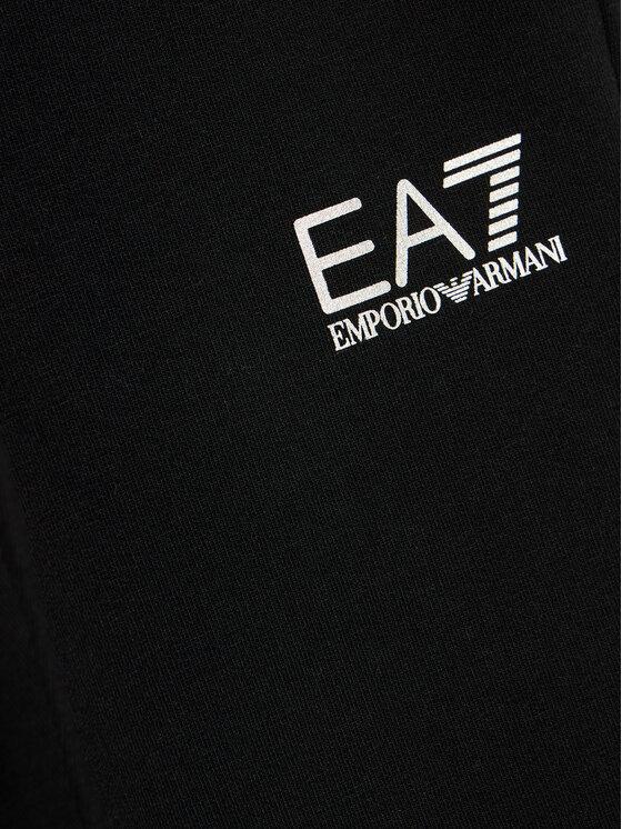 EA7 Emporio Armani EA7 Emporio Armani Dres 6KFV55 FJBFZ 1200 Czarny Regular Fit