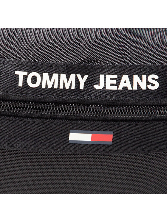 Tommy Jeans Tommy Jeans Saszetka nerka Tjm Essential Bumag AM0AM07767 Czarny