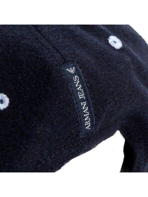 Armani Jeans Armani Jeans Czapka z daszkiem B6416 U8 H8 Granatowy