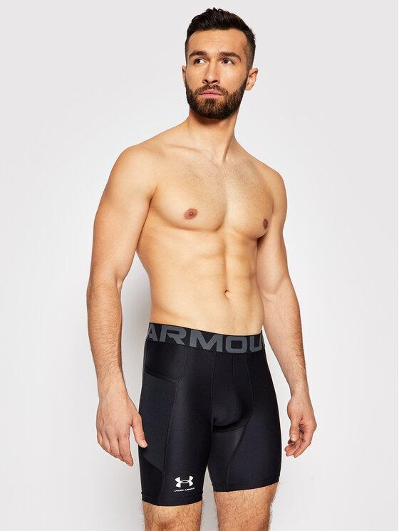 Under Armour Under Armour Bielizna termoaktywna dolna HeatGear® Compression 1361596 Czarny Slim Fit