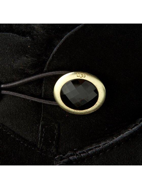 Ugg Ugg Buty W Mini Bailey Button Ornate 1009163 Czarny