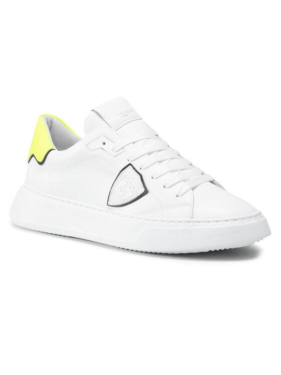 Philippe Model Laisvalaikio batai Temple BTLU VN10 Balta