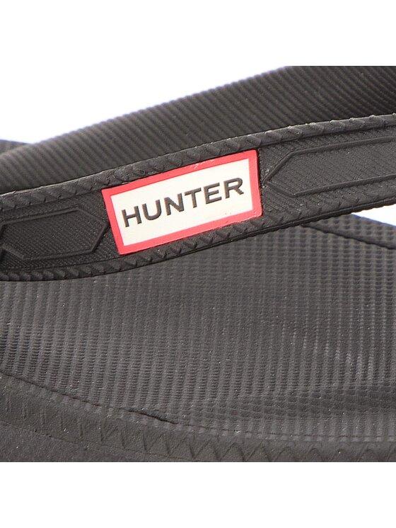 Hunter Hunter Žabky Original Flip Flop WFD1058EVA Čierna