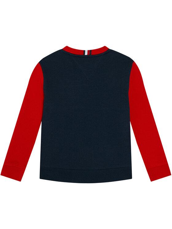Tommy Hilfiger Tommy Hilfiger Dres Essential KB0KB06596 D Kolorowy Regular Fit
