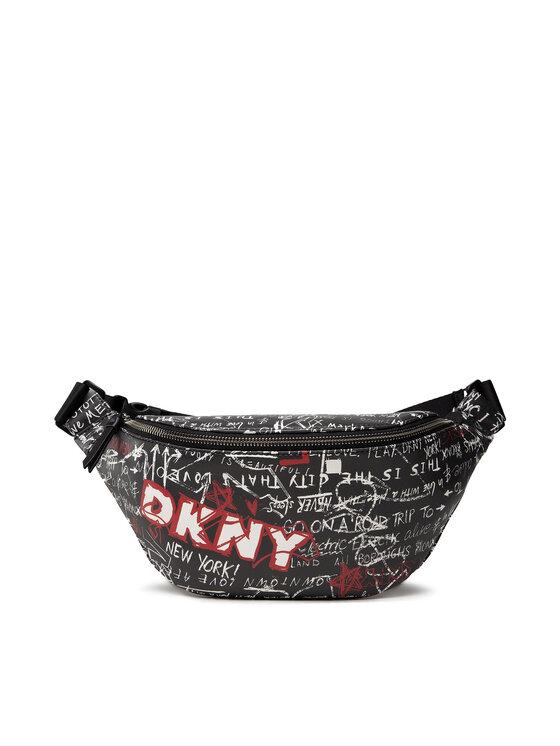DKNY DKNY Torbica oko struka Tilly Sling R13IIO50 Crna