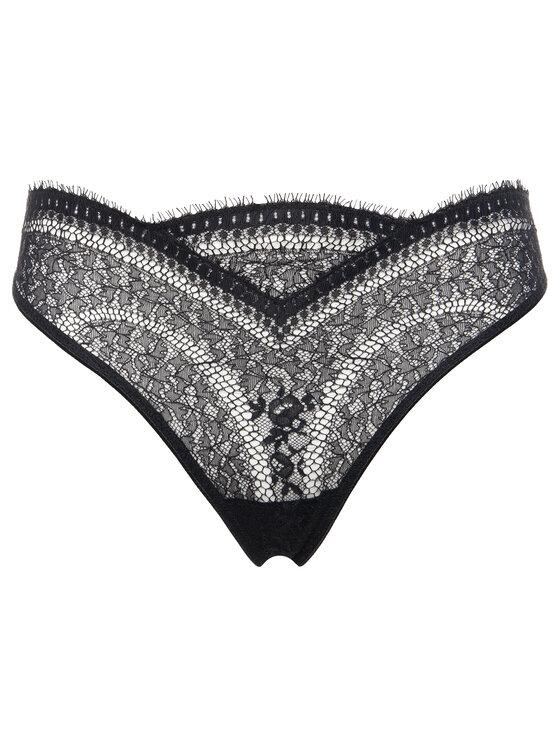 Calvin Klein Underwear Calvin Klein Underwear Perizoma 000QF5407E Nero