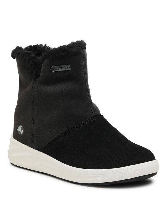 Viking Sniego batai Andine Gtx GORE-TEX 3-90180-2 Juoda