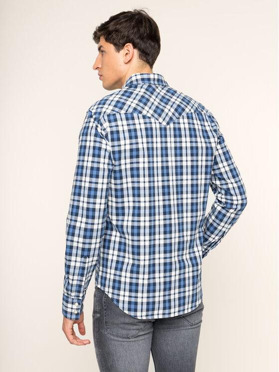Levi's® Levi's Πουκάμισο Barstow Denim 65816-0331 Σκούρο μπλε Slim Fit