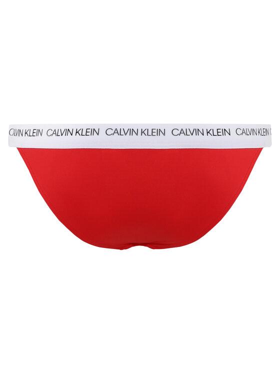 Calvin Klein Swimwear Calvin Klein Swimwear Spodní část bikin Cheeky KW0KW00933 Červená