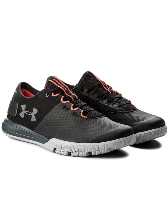 Under Armour Under Armour Buty Ua Charged Ultimate Tr 2.0 1285648-005 Czarny