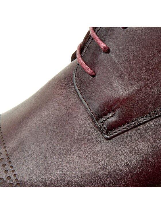 Tommy Hilfiger Tommy Hilfiger Chaussures basses Dierdrik 6A FM56821921 Bordeaux