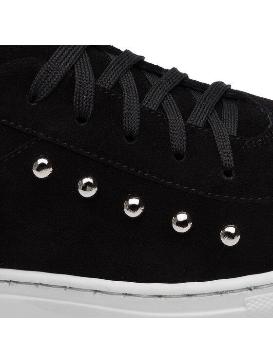 Eva Minge Eva Minge Sneakersy EM-10-05-000092 Černá