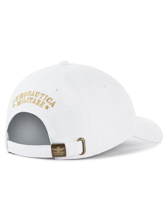 Aeronautica Militare Aeronautica Militare Καπέλο Jockey Cappellino 191HA1006CT2261 Λευκό
