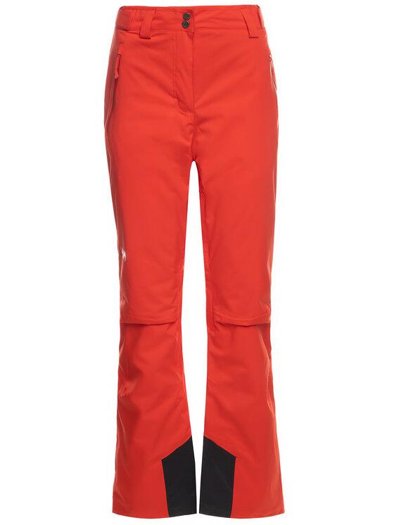 Helly Hansen Helly Hansen Slidinėjimo kelnės Legendary Insulated 65683 Raudona Regular Fit