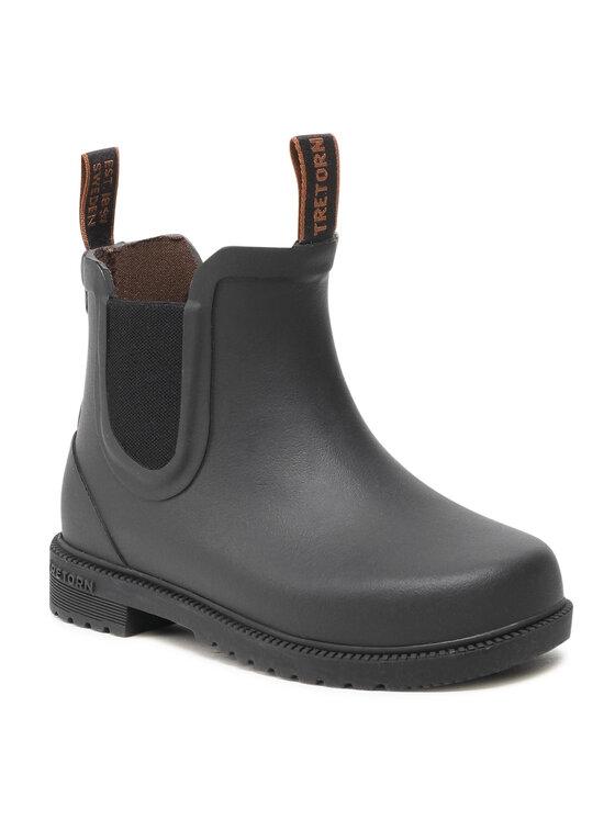 Tretorn Guminiai batai Chelsea Classic 472632 Juoda