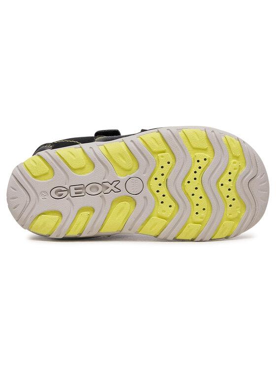 Geox Geox Sandały J S Pianeta B J1564B 015CE C0802 M Czarny