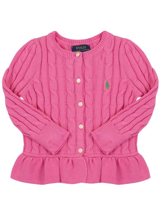 Polo Ralph Lauren Polo Ralph Lauren Kardigan Spring I 312737911 Różowy Regular Fit