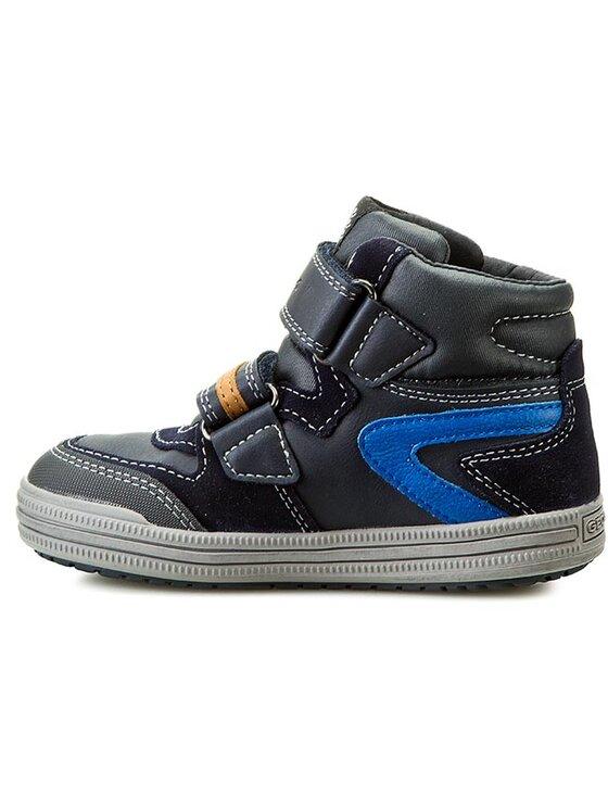 Geox Geox Μποτίνια J Elvis E J54A4E 05422 C4226 Σκούρο μπλε