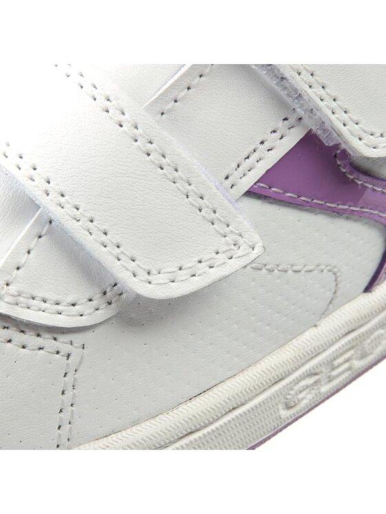 Geox Geox Κλειστά παπούτσια J Mania G. A J4200A 043HH C0761 Λευκό