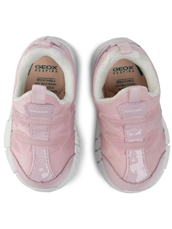Geox Geox Laisvalaikio batai B Flexyper G. C B922WC 015HH C8004 M Rožinė