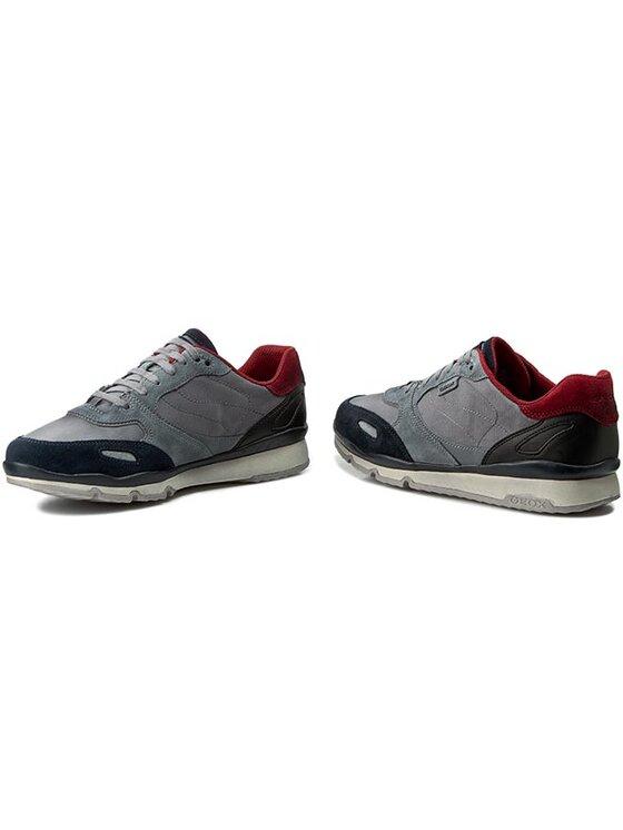 Geox Geox Sneakersy U Sandro A U52A6A 0FU22 C4XF4