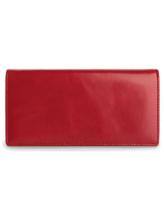 Pierre Cardin Pierre Cardin Große Damen Geldbörse 01 LINE 114 Rot
