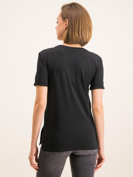 Calvin Klein Jeans Calvin Klein Jeans T-Shirt Mirrored Monogram J20J212932 Μαύρο Regular Fit