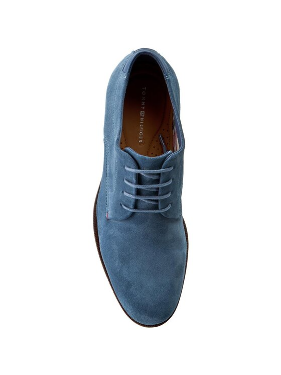 Tommy Hilfiger Tommy Hilfiger Félcipő Campbell 3B FM56820735 Kék