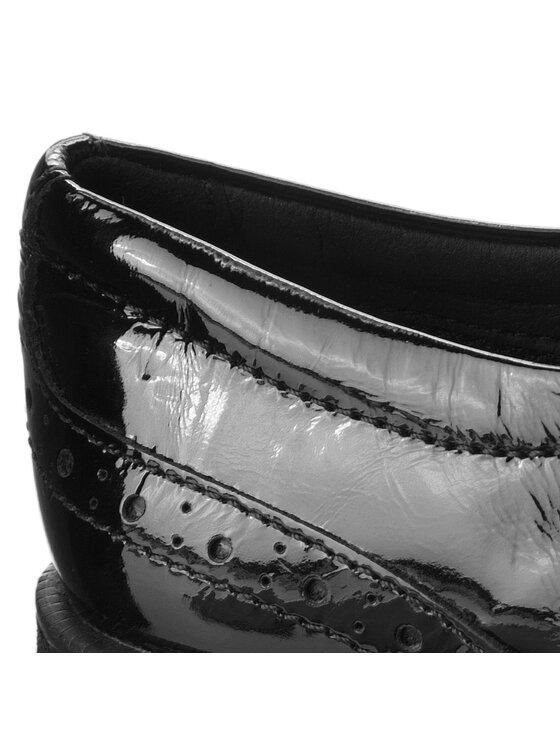 Geox Geox Oxford cipők J Agata D J8449D 00067 C9999 S Fekete
