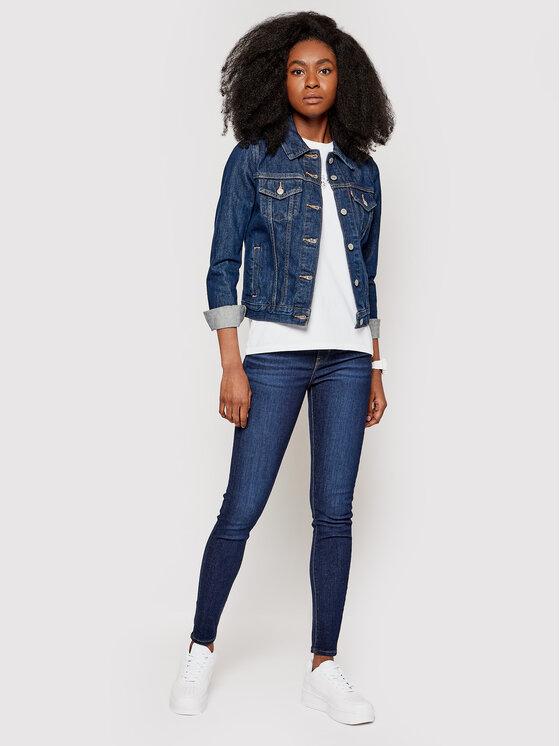 Levi's® Levi's® Kurtka jeansowa The Original Trucker 29945-0036 Granatowy Regular Fit