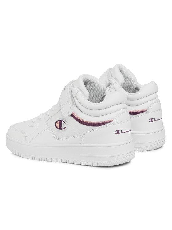 Champion Champion Sneakersy Rebound Mid S11181-F20-WW006 Biały