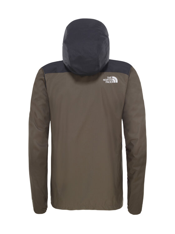 The North Face The North Face Giacca di transizione Quest Zip-In NF0A3YFMBQW Verde Regular Fit