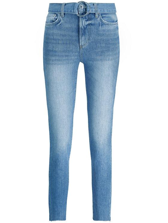 Guess Guess Blugi Skinny Fit W92A54 D3LD0 Albastru Skinny Fit
