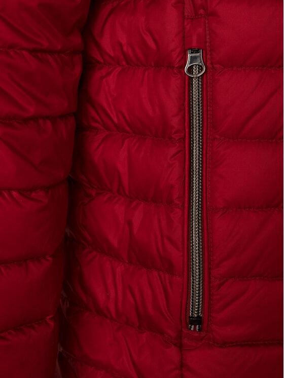 Geox Geox Μπουφάν πουπουλένιο M Warrens Short Jkt M9225D T2449 F4386 Κόκκινο Regular Fit