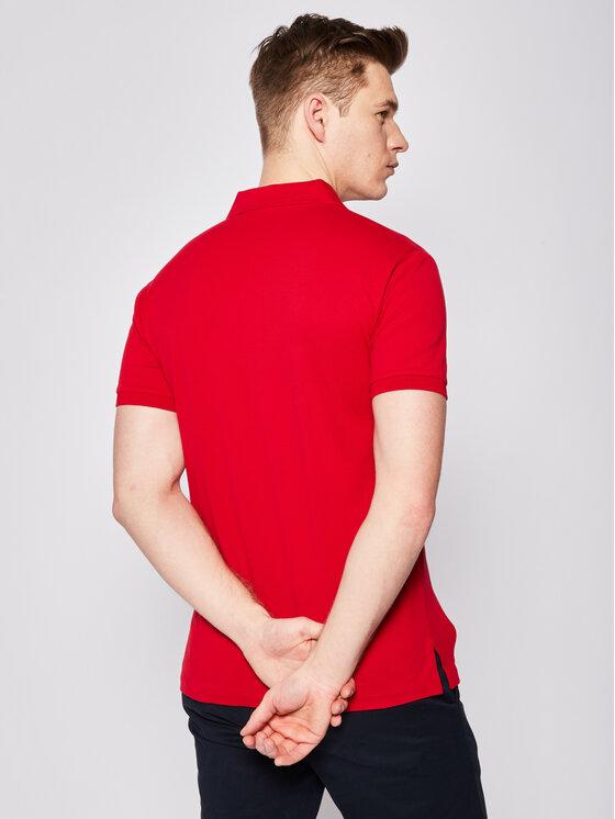 Polo Ralph Lauren Polo Ralph Lauren Polokošile 710541705 Červená Slim Fit